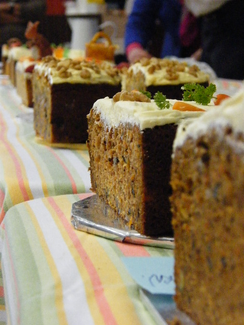 National Carrot Cake Contest